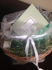 Gift Set #2 (Actual baskets/wrap may not be identical to picture)