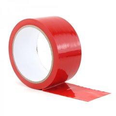 Female Bondage Tape in Red