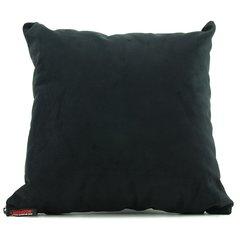 Decor Stashe Pillow in Velvish Black