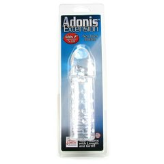 Adonis Extension Sleeve in Clear