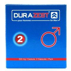 DuraZest for Men in 2 Pack