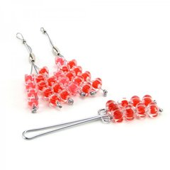 Nipple and Clitoral Body Jewelry in Ruby
