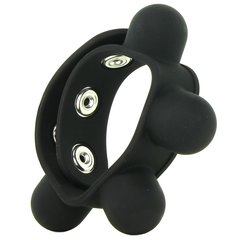 Weighted Ball Stretcher in Black