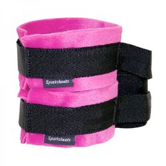 Kinky Pinky Cuffs With Tethers
