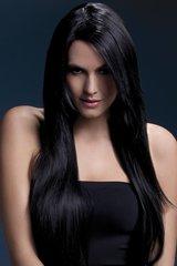 Amber Wig in Black
