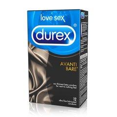 Avanti Bare Latex Condoms in 12 Pack