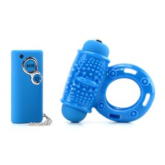 Hero Remote Cock Ring in Blue