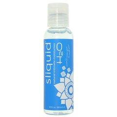 H2O Glycerine Free Natural Lube in 2oz/60ml