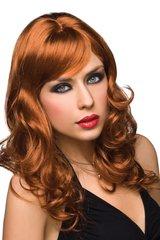 Aubrey Wig in Red