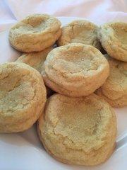 Meyer Lemon Cookies 2 dozen