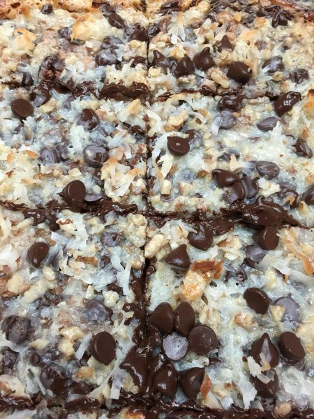 Magic Cookie Bar 2 doz