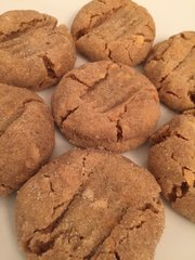 World's Best Peanut Butter Cookie 3 Dozen