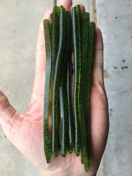Watermelon Seed Finesse Worm