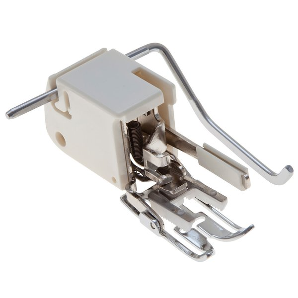 Walking Foot with Guide Bar for Brother Sewing Machine | Gone ... : brother sewing machine quilting foot - Adamdwight.com