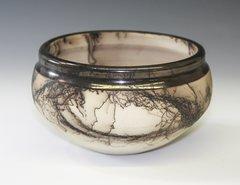 Bronze Rimmed Bowl