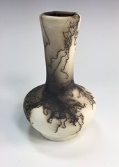 Horse Hair Squat Bottom Horse Hair Vase