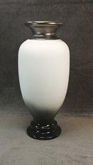 Horse Hair Bronze Rim Vase