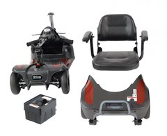 Phoenix 3 Wheel Compact Portable Travel Power Scooter - s35010