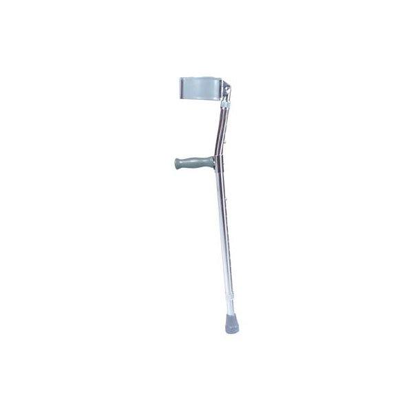 Lightweight Bariatric Walking Forearm Crutches - 10403hd