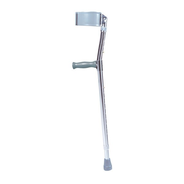 Lightweight Tall Adult Walking Forearm Crutches - 10405
