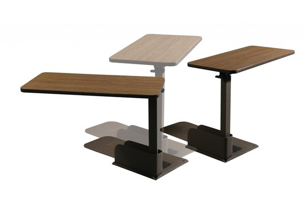 Seat Lift Chair Right Side Overbed Table - 13085rn