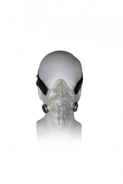 Extreme Comfort Full Face CPAP Mask with Head Gear - 18203