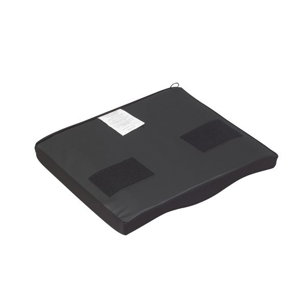 """Molded General Use 1 3/4"""" Wheelchair Seat Cushion - 14887"""