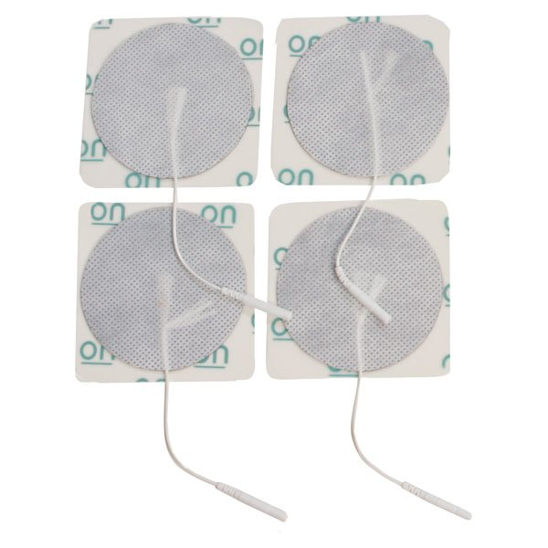 Round Pre Gelled Electrodes for TENS Unit - agf-106
