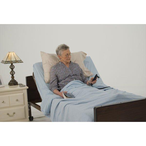 Delta Ultra Light Semi Electric Bed - 15030