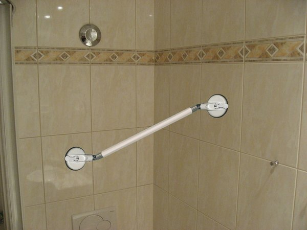 Suction Cup Grab Bar Swivel Adapter - 13063-adp