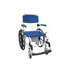 Aluminum Shower Commode Wheelchair - nrs185006