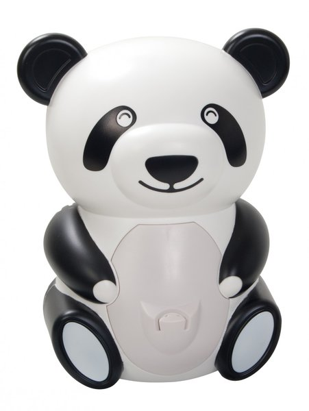 Pediatric Panda Nebulizer Compressor with Case - 18090-pbkit