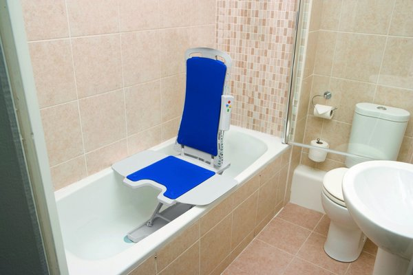 Blue Whisper Ultra Quiet Bathtub Lift - 477150312