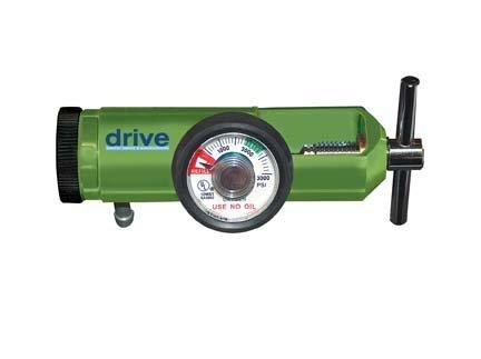 Mini Oxygen Regulator with Liter Adjustment - 18301gm