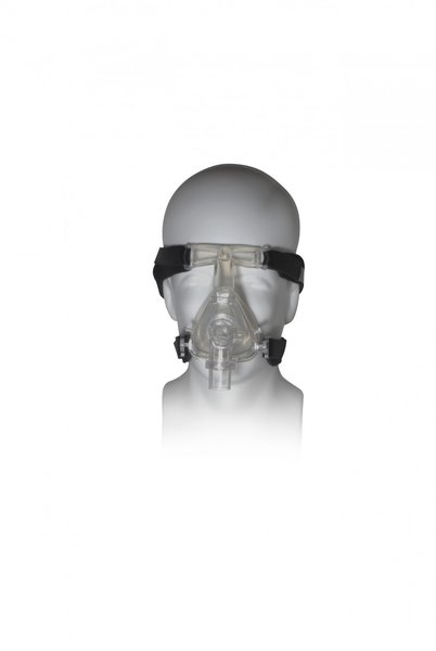 Extreme Comfort Nasal CPAP Mask with Head Gear - 18232