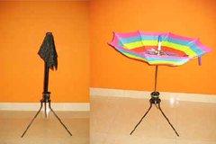 Vanishing Cane to Umbrella