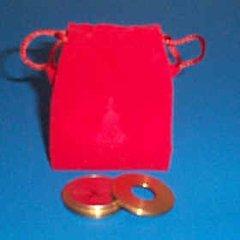 Coin Vanisher - Brass