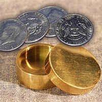 Boston Box (Brass) - US Quarter