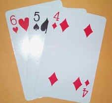 Center Card Mystery
