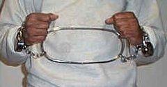 Chain Release Hand Cuff