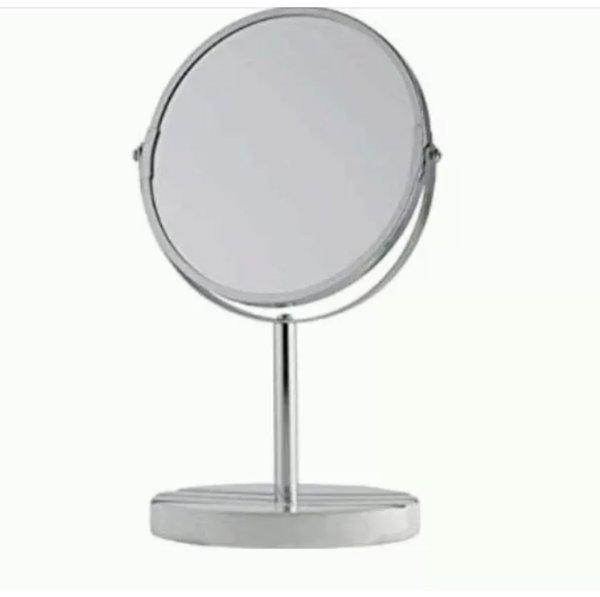 HOH Blue White Small Bathroom Mirror