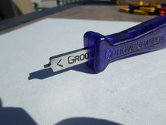 UV Groove Sharpener