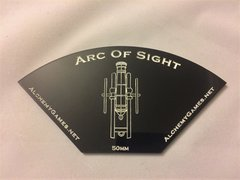 Acrylic Arc of Sight - Cannon Black