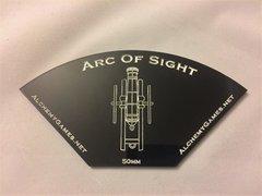 Acrylic Arc of Sight - Cannon Black