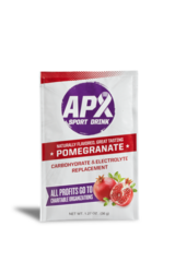 1 Single Serving Pack: Pomegranate