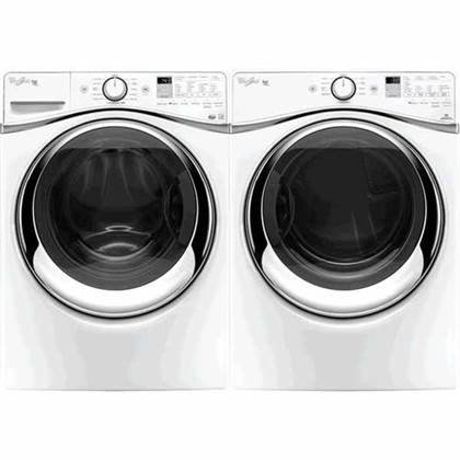 Whirlpool Washer Dryer Set The Clearance Center