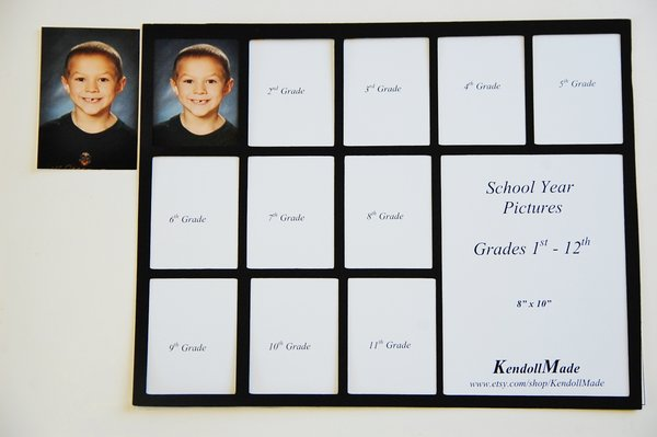 Attractive School Years Photo Frame Photos - Frames Ideas - ellisras ...