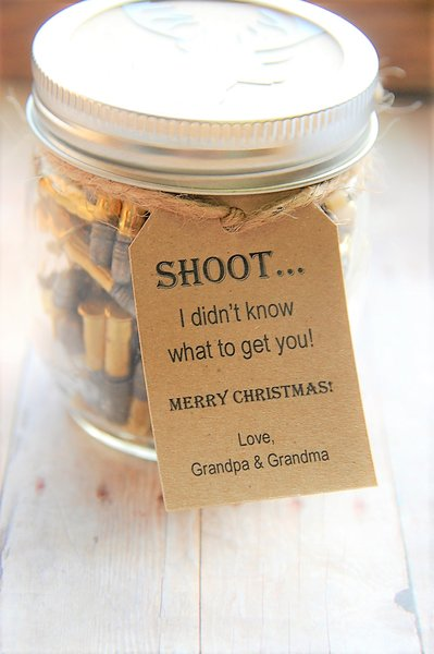 Gift For Hard To Buy For Man In Your Life Gift In A Jar