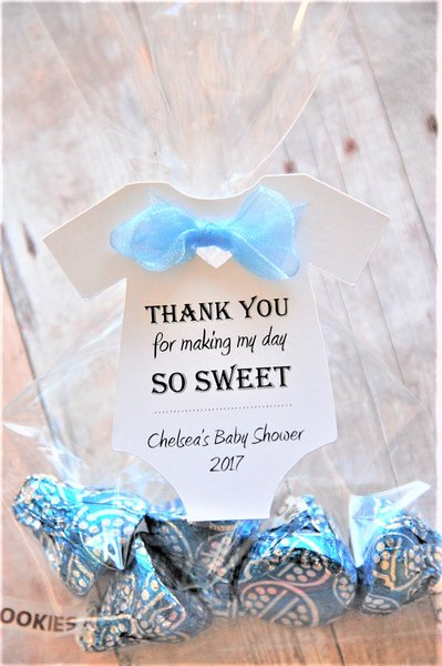 Baby Gift Ideas Yahoo : Baby onesie quot tag only thank you for making our day