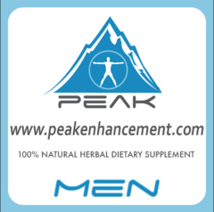 Peak Enhancement®️ for Men